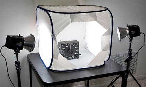 خیمه نور چیست و چه کاربردی در عکاسی دارد