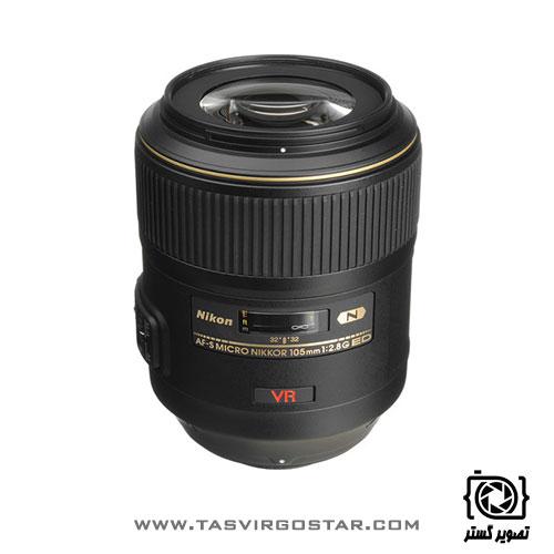 لنز نیکون Nikon 105mm f/2.8G
