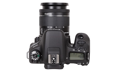 نقد و بررسی دوربین کانن Canon EOS 77D