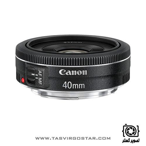 لنز کانن 40mm f/2.8