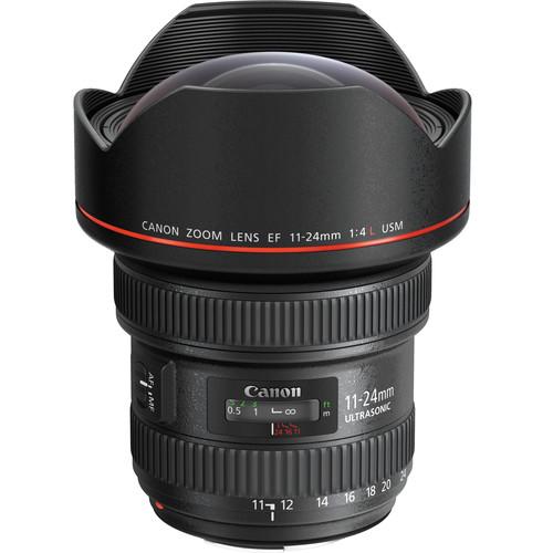 لنز کانن Canon EF 11-24mm f/4L USM