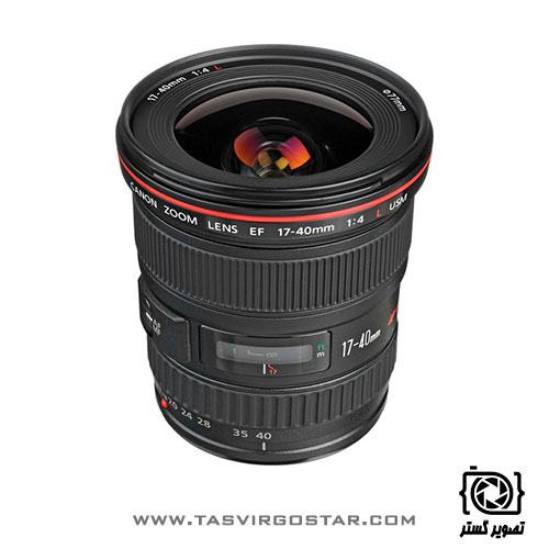 لنز کانن EF 17-40mm f/4L