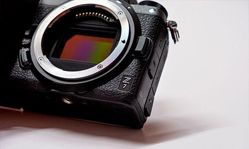 اولین دوربین های فول فریم بدون آینه نیکون معرفی شدند