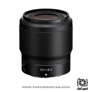 لنز نیکون Nikon NIKKOR Z 50mm f/1.8 S