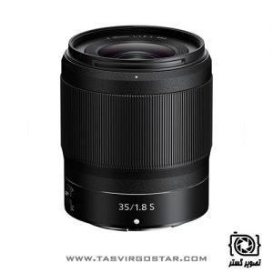 لنز نیکون Nikon NIKKOR Z 35mm f/1.8 S