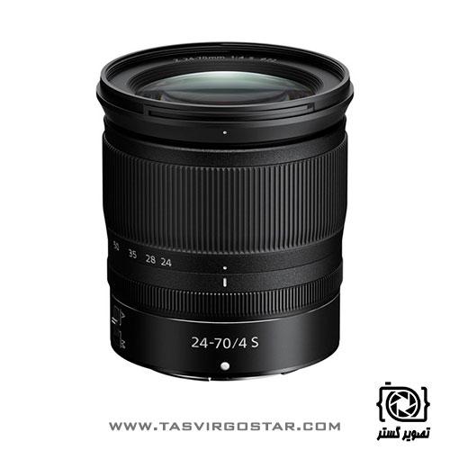 لنز نیکون Nikon NIKKOR Z 24-70mm f/4 S