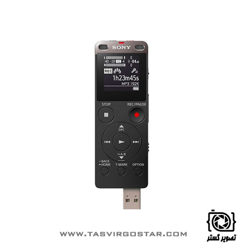 رکوردر صدا سونی Sony ICD-UX560F