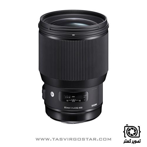 لنز سیگما 85mm f/1.4 Art Canon