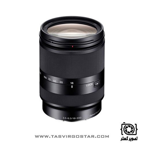 لنز سونی Sony E 18-200mm f/3.5-6.3 OSS LE
