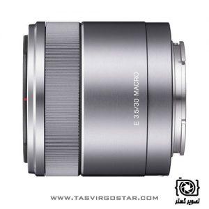 لنز سونی Sony E 30mm f/3.5 Macro