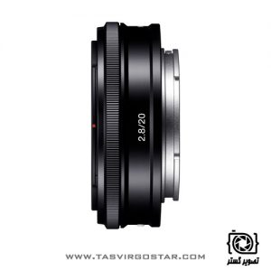لنز سونی Sony E 20mm f/2.8