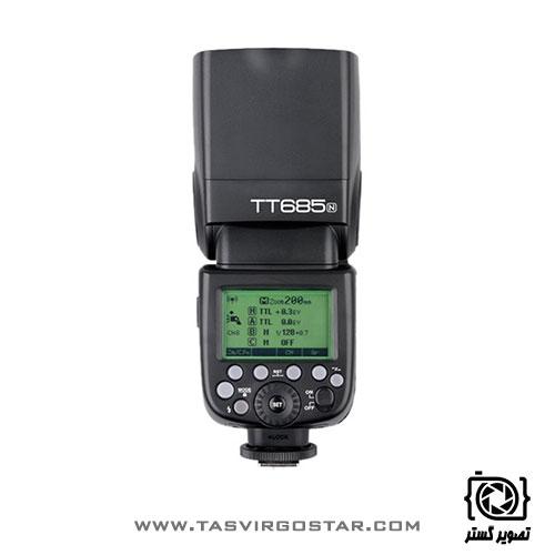 فلاش اکسترنال گودکس Godox TT685N Thinklite TTL Canon