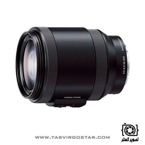 لنز سونی Sony E PZ 18-200mm f/3.5-6.3 OSS
