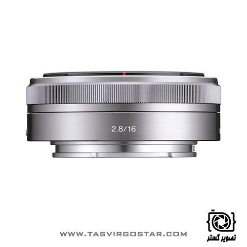 لنز سونی Sony E 16mm f/2.8