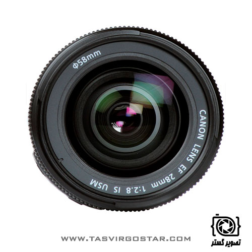 لنز کانن Canon EF 28mm f/2.8 IS USM