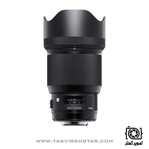 لنز Sigma 85mm f/1.4 DG HSM Art - Canon Mount