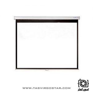 پرده نمایش سقفی دیواری رفلکتا Reflecta 200x200 cm