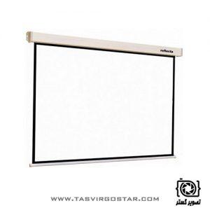 پرده نمایش برقی رفلکتا Reflecta 250x250 cm