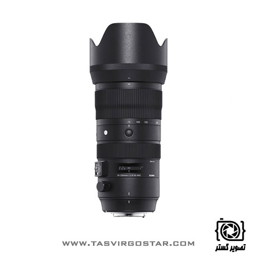 لنز سیگما Sigma 70-200mm f/2.8 DG OS HSM Sports Nikon Mount