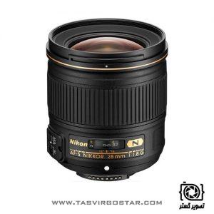 لنز نیکون 28mm f/1.8G