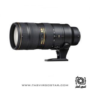 لنز نیکون Nikon 70-200mm f/2.8G