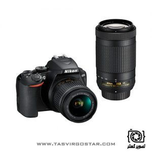 دوربین نیکون Nikon D3500 Lens Kits 18-55mm and 70-300mm