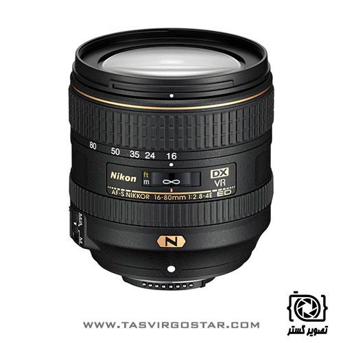 لنز نیکون Nikon 16-80mm f/2.8-4E