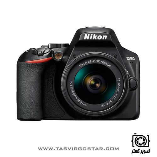دوربین نیکون Nikon D3500 Lens Kits 18-55mm and 70-300mm