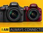 نمونه عکس Nikon D3400