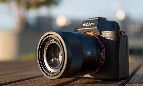 دوربین سونی Sony Alpha A7R II