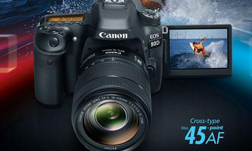 دوربین Canon 80D بادی