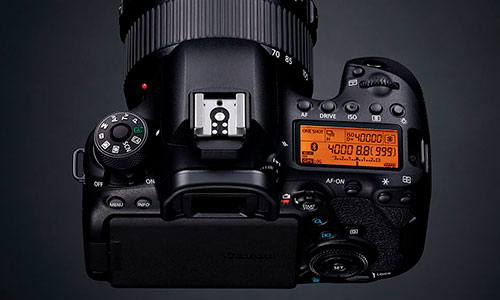 دوربین کانن 6D Mark II با لنز 24-105