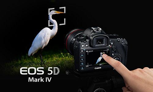 دوربین کانن 5D Mark IV بادی