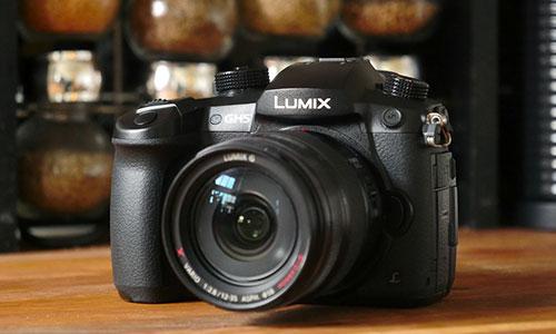 دوربین Panasonic Lumix GH5