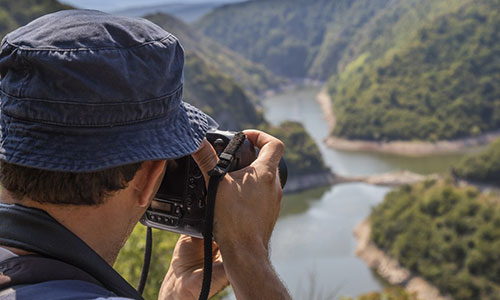بهترین لنز برای عکاسی طبیعت