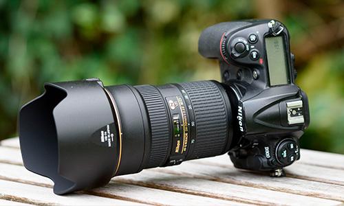 لنز Nikon 24-70mm f/2.8E