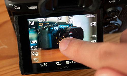 دوربین سونی آلفا a7 III