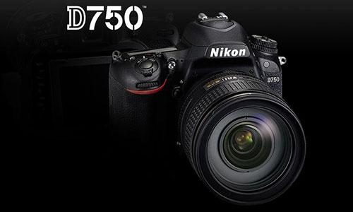 دوربین نیکون D750 بادی
