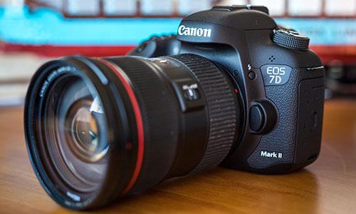نمونه عکس دوربین کانن 7D Mark II