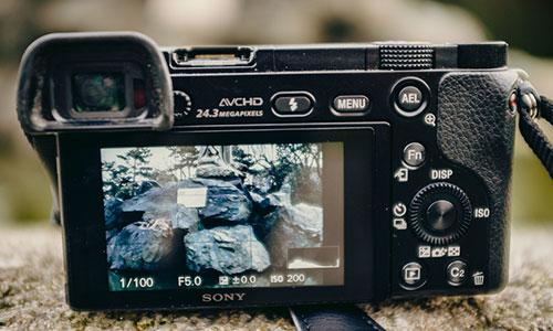 دوربین سونی آلفا a6000