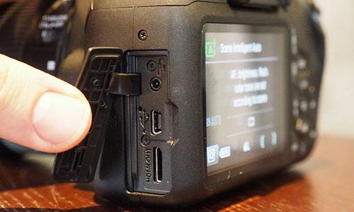 دوربین کانن 2000D بادی
