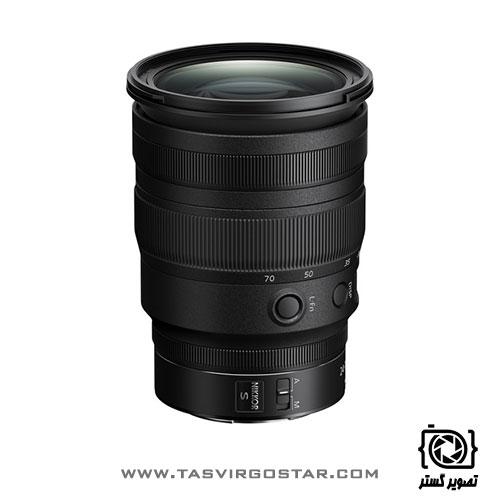 لنز نیکون NIKKOR Z 24-70mm f/2.8 S