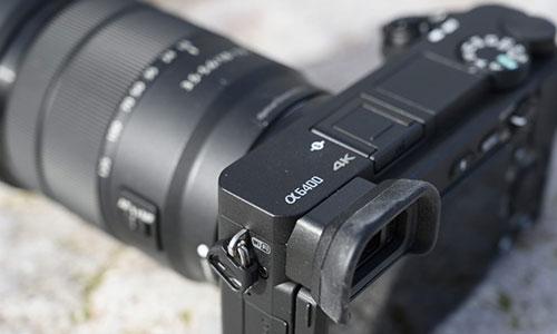 دوربین سونی آلفا a6400
