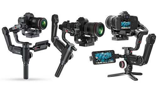لرزشگیر دوربین Zhiyun-Tech CRANE 3 LAB
