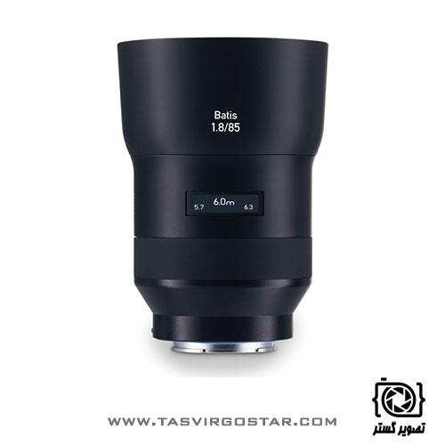 لنز زایس Batis 85mm f/1.8 Mount E