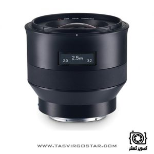 لنز زایس Batis 25mm f/2 Mount E