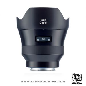 لنز زایس Batis 18mm f/2.8 Mount E