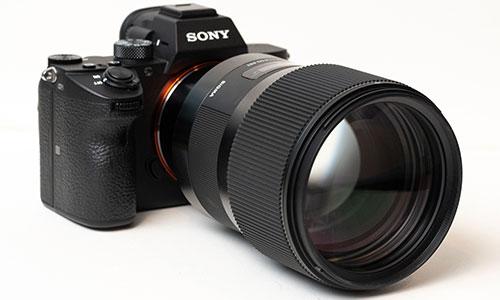 لنز سیگما Sigma 135mm f/1.8 DG HSM Art Sony E