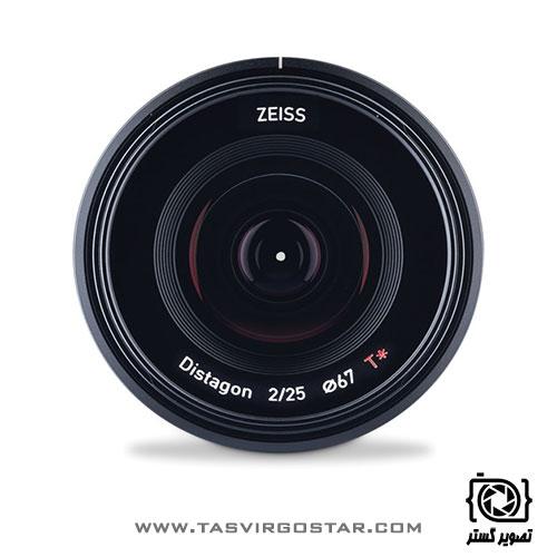 لنز زایس Batis 25mm f/2 Mount E