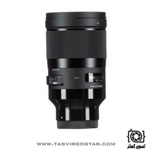 لنز سیگما 40mm f/1.4 Art Sony E